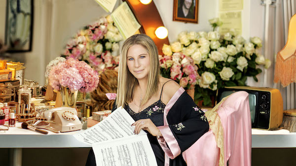 Barbra Streisand - Welcome to Barbra Streisand's Encore
