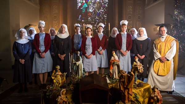 Call The Midwife Christmas Special.Get Festive With The Call The Midwife Christmas Special On