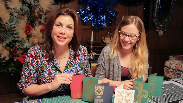 Kirstie's Handmade Christmas 2015: Epsiode 02