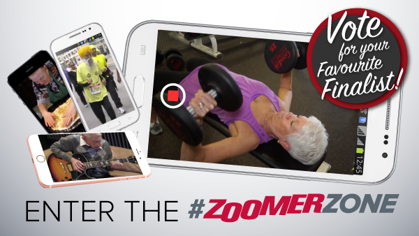 ZoomerZone - Vote For Your Favourite Finalist