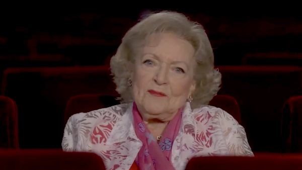 Betty White Discusses Acting, Dating and her Fountain of ...