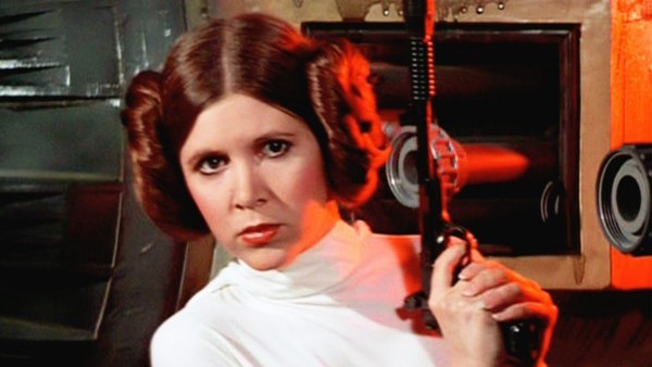 Princess Leia - Carrie Fisher