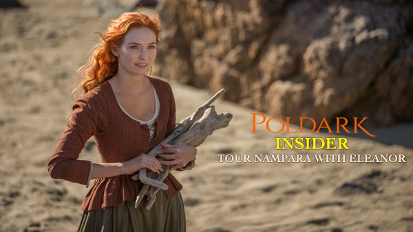 Poldark Insider: Tour Nampara with Eleanor Tomlinson