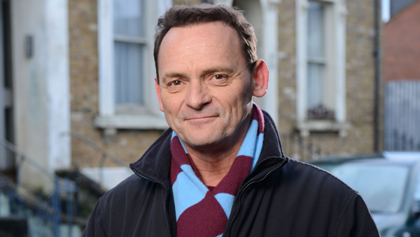 EastEnders 2016/2017: Billy Mitchell (Perry Fenwick) Photo: Nicky Johnston (c) BBC 2016