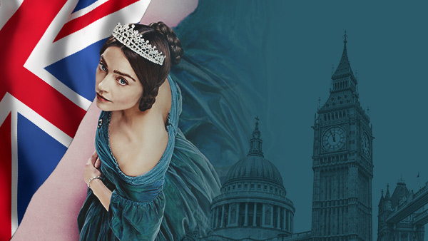 Watch Victoria and Win Your Way to the UK