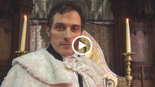Victoria: Victoria and Lord Melbourne