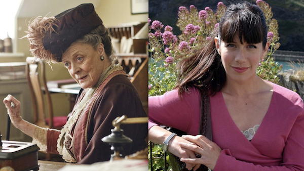 British Moms: Downton Abbey & Doc Martin