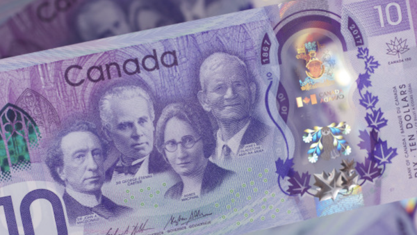 Canada Money - 150