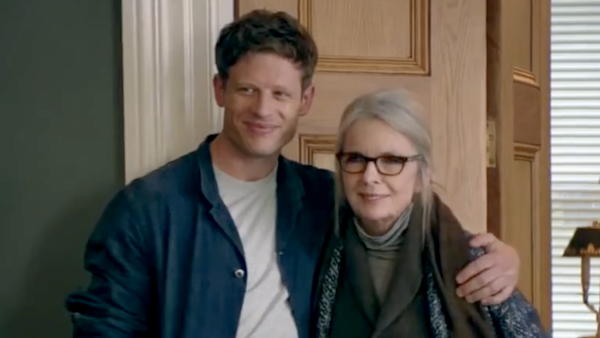Diane Keaton & James Norton