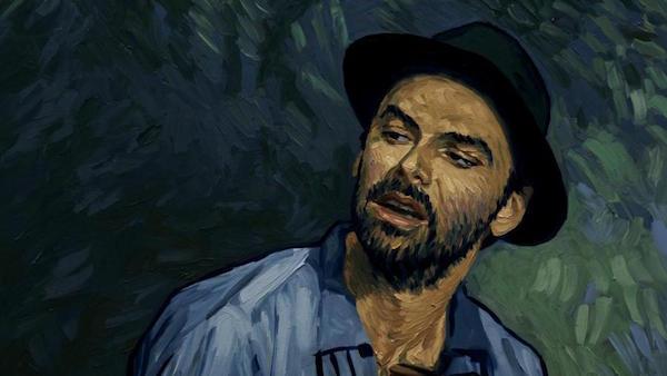 Aidan Turner - Van Gogh