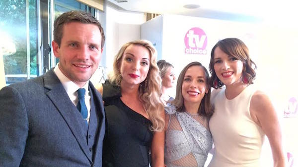 Call the Midwife - TV Choice Awards - 2017