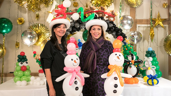 Kirstie's Handmade Christmas 2016