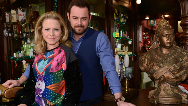 EastEnders 2017/2018: Mick and Linda Carter