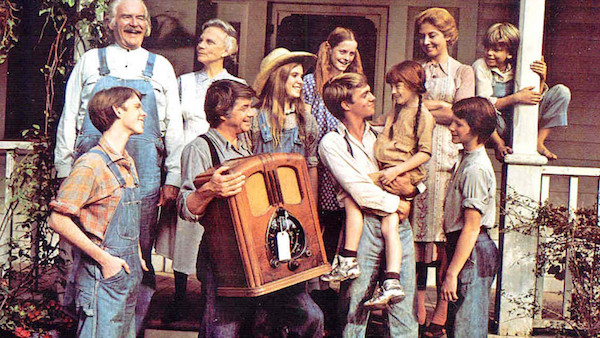Elizabeth - The Waltons