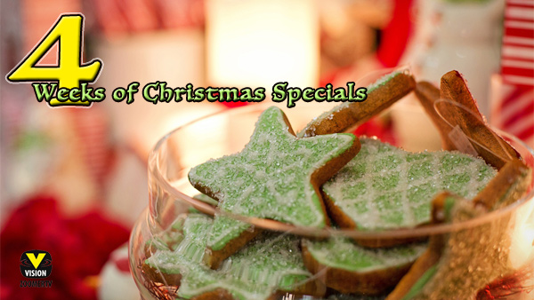 4 Weeks of Christmas 2017 - Specials