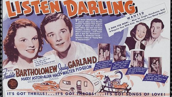 Listen Darling - Judy Garland