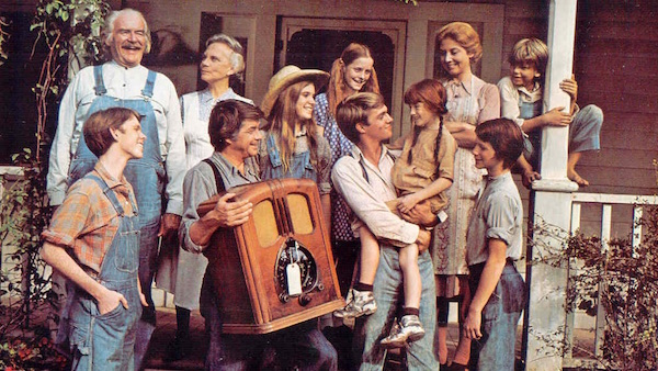The Waltons - Radio