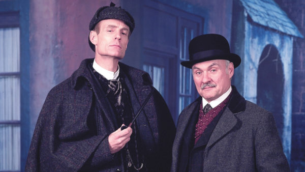 The Sign of Four - Sherlock Holmes and Dr. Watson