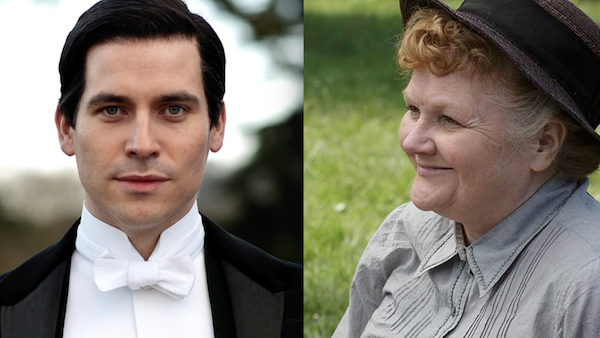 Downton Abbey - Barrow & Patmore