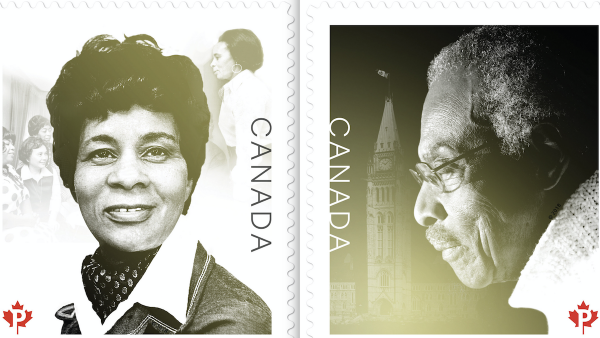 Black History Month Stamps - 2018