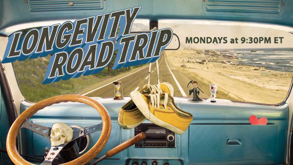 Longevity Road Trip on VisionTV