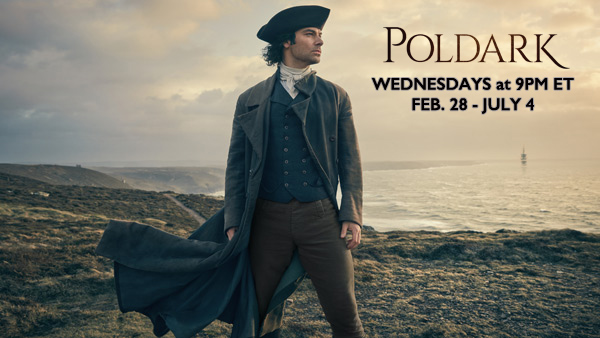 Poldark on VisionTV