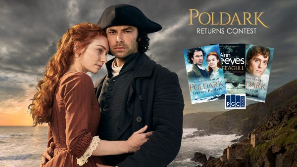 Poldark Returns Contest - PGC Books