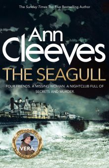 Poldark Returns Contest - Ann Cleeves - The Seagull
