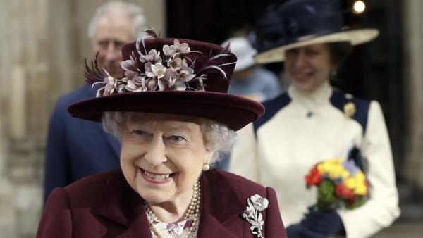 Queen Elizabeth II - 2018