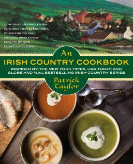 Saints and Winners Contest - Raincoast Books - An Irish Country Cookbook