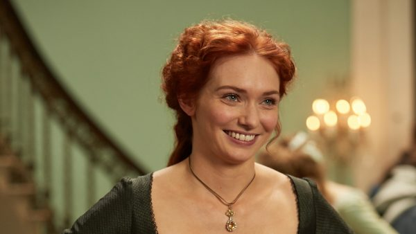Eleanor Tomlinson - Poldark Season 3