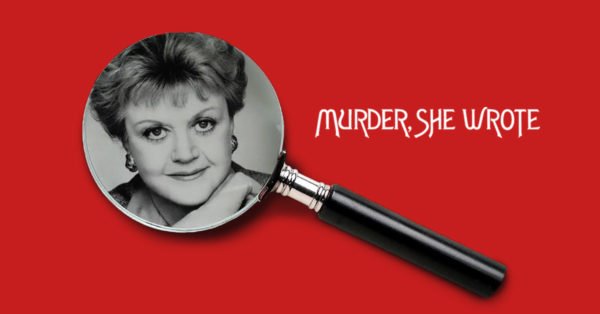 2018 Murder She Wrote External Ad Campaign