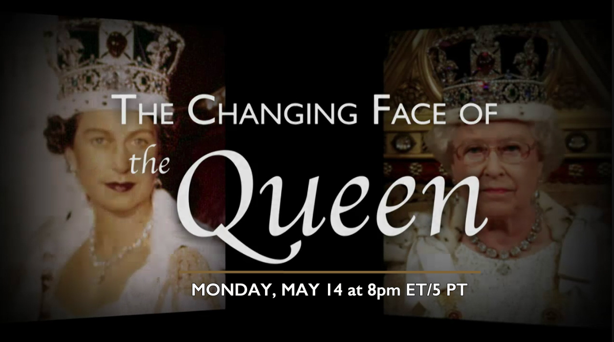 The Changing Face of the Queen on VisionTV