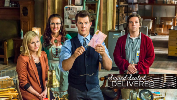 Lost Letter Mysteries - Signed Sealed Delivered - Sidebar