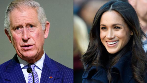 Prince Charles & Meghan Markle