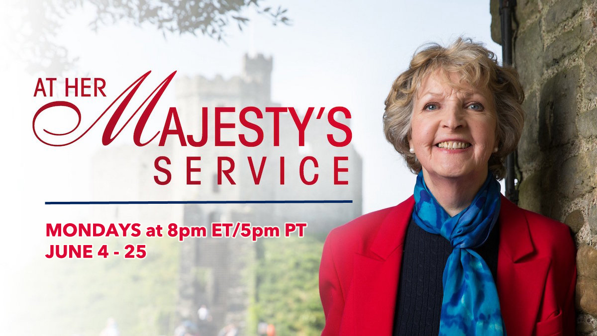 At Her Majesty's Service on VisionTV