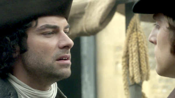 George & Ross - Poldark S2