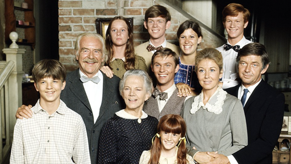 The Waltons - Family Photo