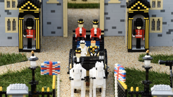 Royal Wedding - LEGO