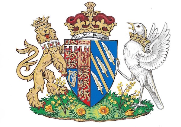 Meghan Markle - Coat of Arms