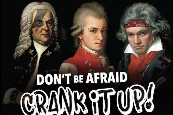 New Classical - Crank It Up