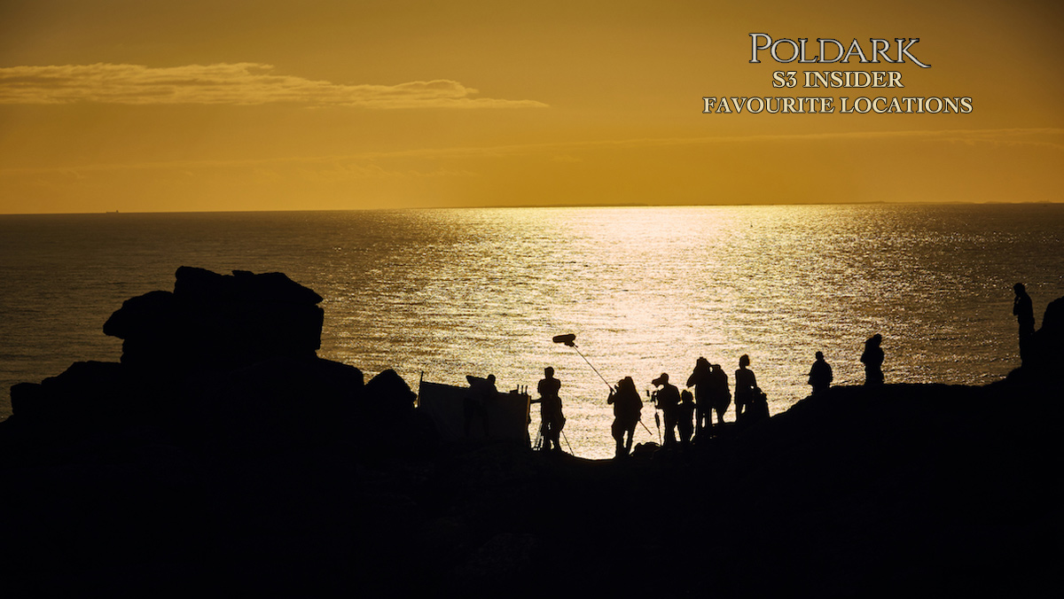 Poldark S3 Insider: Favourite Locations