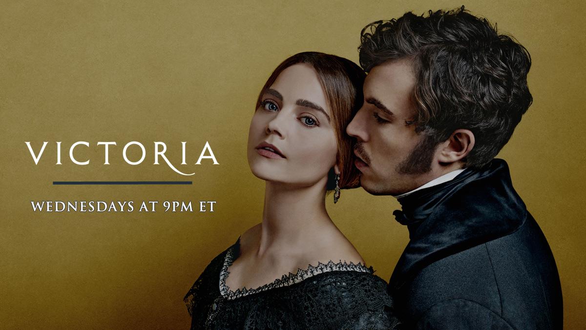 Victoria on VisionTV