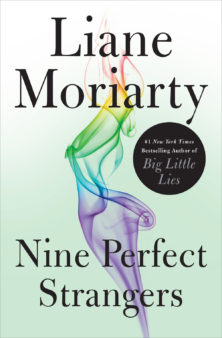 """Merry Mysteries and Mary Poppins Contest - """"Nine Perfect Stangers"""" by Liane Moriarty"""