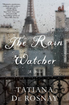 """Merry Mysteries and Mary Poppins Contest - """"The Rain Watcher"""" by Tatiana De Rosnay"""