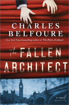 """Merry Mysteries and Mary Poppins Contest - """"The Fallen Architect"""" by Charles Belfoure"""