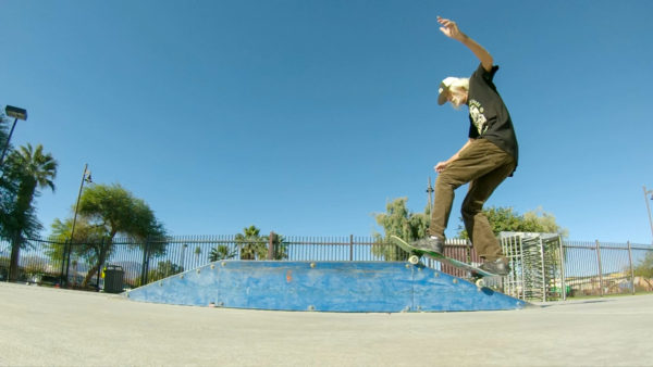 Radical Age: 68 year old Skater Neal Unger at Coachella Skatepark