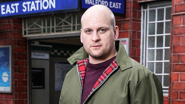 EastEnders - Fall 2018 - Set 302 - Stuart Highway - Ricky Champ