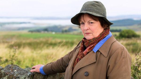 Brenda Blethyn stars as DI Vera Stanhope in Vera