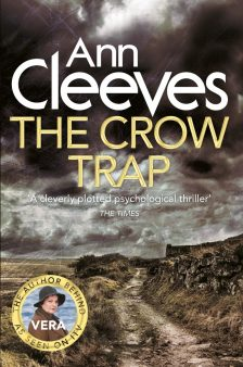 Mysteries of Vera Contest - Ann Cleeves' The Crow Trap - Publishers Group Canada